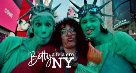 """SBT estreia """"Betty, a Feia em Nova York"""" nesta segunda-feira (27)"""