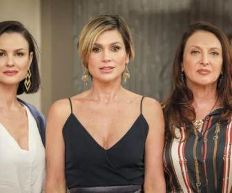 As intérpretes das mães das protagonistas de Salve-se Quem Puder