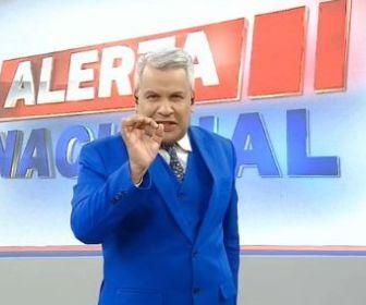 """Estreia do """"Alerta Nacional"""" quase dobra a média de público da RedeTV!"""