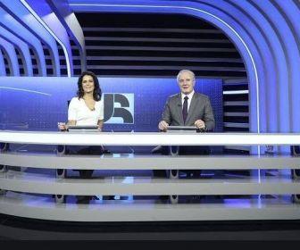 Jornal da Record registra sua melhor média no mês de janeiro
