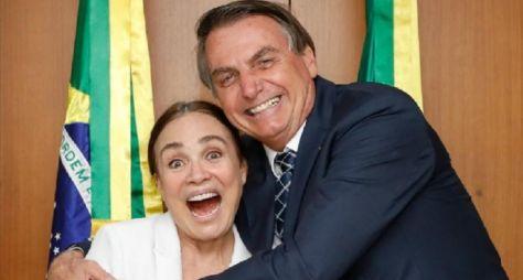 Após aceitar cargo político, Globo demite a atriz Regina Duarte