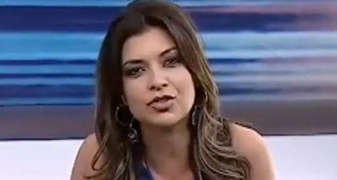 Após quatro anos, Amanda Françozo deixa o time de apresentadores da Rede Brasil