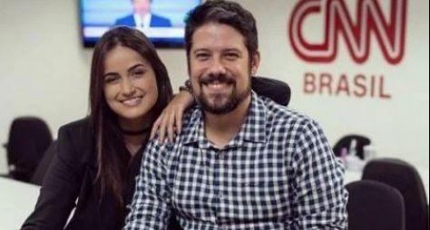 """Mari Palma e Phelipe Siani comandará o """"CNN Live"""""""