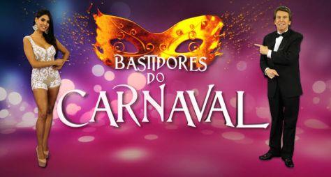 Bastidores do Carnaval da RedeTV! terá Simony como repórter e comentarista