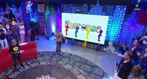 """RedeTV! exibe edição inédita e, ao vivo, do """"Encrenca"""" a partir deste domingo"""