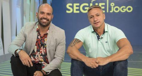 """Na volta do futebol às quartas da Globo, um """"Segue o Jogo"""" cheio de novidades"""