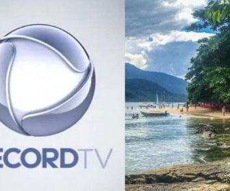 """Na Record TV, o reality """"A Ilha"""" confinará celebridades"""
