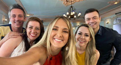 A estreia da segunda temporada do reality show Troca de Esposas é vice-líder