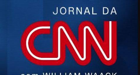 CNN Brasil divulga detalhes do telejornal que será ancorado por William Waack