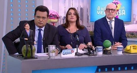 Balanço Geral SP deixa Record TV na liderança por mais de duas horas