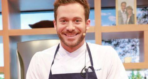"""Chef Dalton Rangel comanda quadro de culinária do """"Aqui na Band"""""""