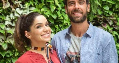 Marcos Pitombo e Sabrina Petraglia formarão par romântico novamente