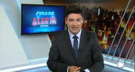 Com Bruno Peruka, edição especial do CA garante vice-liderança para a RecordTV