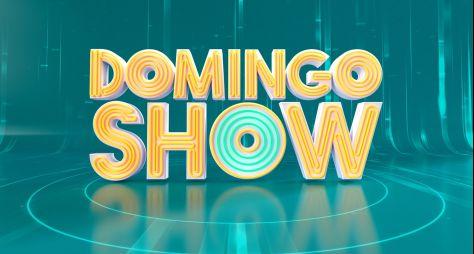"""""""Domingo Show"""" gravado disputará público com parte do """"Domingo Legal"""" ao vivo"""