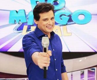 Em janeiro, Domingo Legal abriu três pontos de vantagem sobre a Record TV