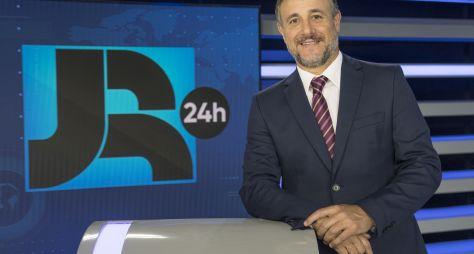Edição da tarde do Jornal da Record bate novo recorde de audiência