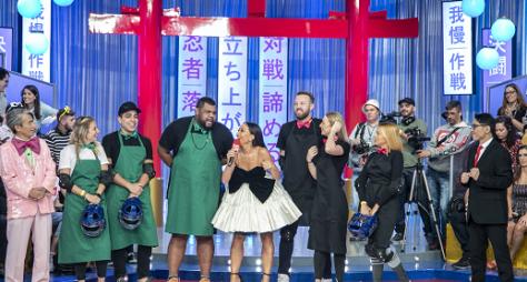 """Record TV apresenta para a imprensa o quadro """"Made in Japão"""", do Domingo Show"""