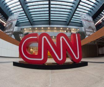 CNN Brasil revela fachada na Avenida Paulista
