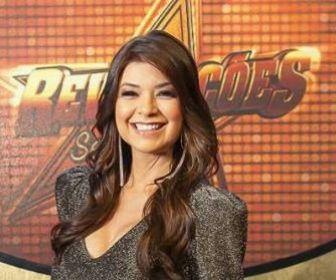Amanda Françozo comandará um programa fixo na grade da TV Aparecida