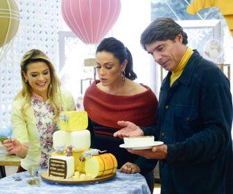 """""""Júnior Bake Off Brasil"""" traz 'Bolo de Queijo' e 'Torta Semáforo' como desafios"""