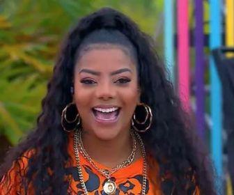 É nesta sexta (21)! Ludmilla agita a festa do Big Brother Brasil!