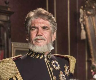 """Jackson Antunes será Duque de Caxias em """"Nos Tempos do Imperador"""""""