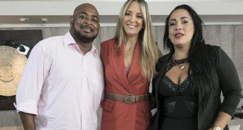 Troca de Esposas recebe Fabiana Escobar, mais conhecida como Bibi Perigosa