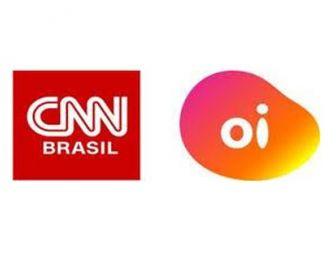 CNN Brasil e Oi TV anunciam parceria de distribuição de conteúdo