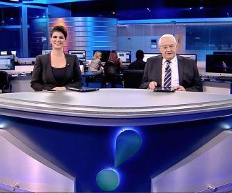 Mariana Godoy é a nova apresentadora titular do RedeTV News