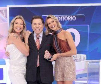 Programa Silvio Santos retorna com inéditos neste domingo (01)