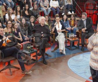 """Os convidados e os temas abordados pelo """"Altas Horas"""" de hoje (29)"""