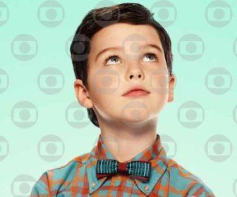 Segunda temporada de Jovem Sheldon chega ao Globoplay