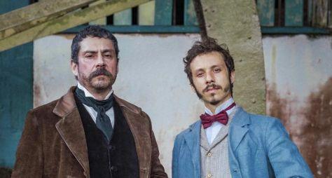 Alexandre Nero e João Pedro Zappa formam dupla de vilões em novela das seis