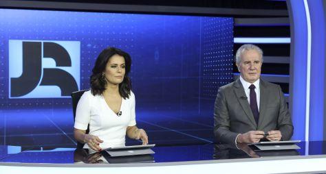 Com cobertura das enchentes no RJ e ES, Jornal da Record bate recorde do ano