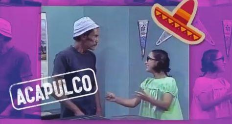 """SBT escala """"Chaves em Acapulco"""" para barrar novidades da Record TV"""