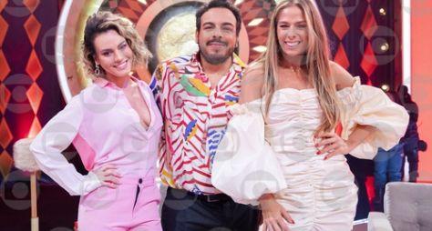 """Adriane Galisteu, Luis Lobianco e Letícia Lima participam do """"Caldeirão"""""""