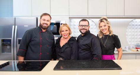 Claudete Troiano festeja seis anos de sucesso do Santa Receita na TV Apareci