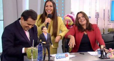 Com participação de Sabrina Sato, A Hora da Venosa mantém liderança em SP