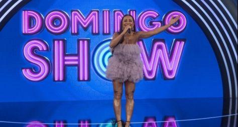 Sob o comando de Sabrina Sato, Domingo Show fracassa na audiência
