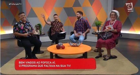 """""""Fofoca Aí"""" estreia com traço de audiência na TV Gazeta"""