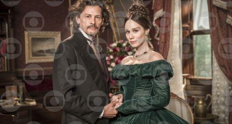 Nos Tempos do Imperador: Luísa, a Condessa de Barral!