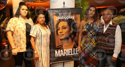 "Globo exibe o primeiro episódio de ""Marielle - O Documentário"""