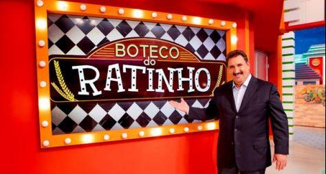 Thaeme & Thiago, Golden Boys e Diego Hypólito agitam o Boteco do Ratinho
