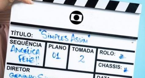 """O novo programa de Angélica na Globo vai se chamar """"Simples Assim"""""""