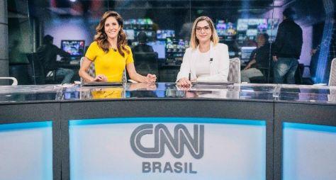 CNN Brasil estreia nesta quinta, a partir das 20h, ao vivo