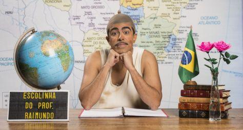 """Marcius Melhem deve ficar de fora da """"Escolinha do Professor Raimundo"""""""