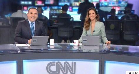 Na estreia, CNN quase empata com GloboNews