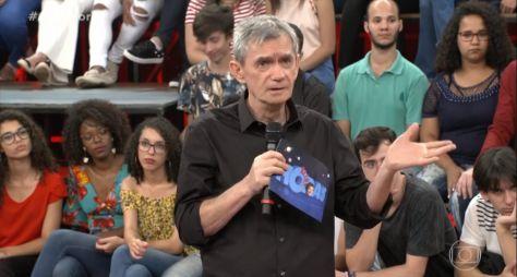 """Globo cancela gravação do """"Altas Horas"""" para evitar aglomerado de pessoas"""