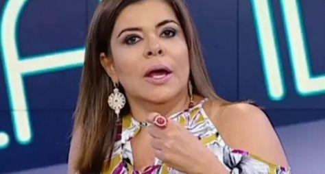 SBT afasta, novamente, Mara Maravilha do Fofocalizando