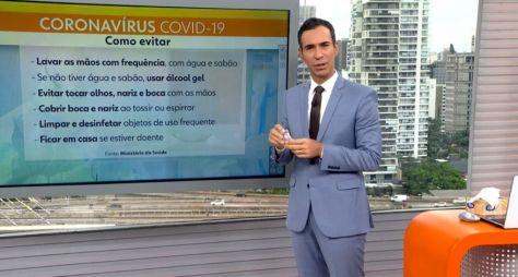 """Com plantões jornalísticos, a Globo tira a liderança do """"A Hora da Venenosa"""""""